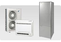 Pompes à chaleur Air/Air et Air/Eau, quelles différences ?
